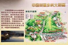 丹东汤山城有什么旅游景点?