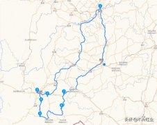 春节期间,重庆到昆明自驾游,路线怎么规划?